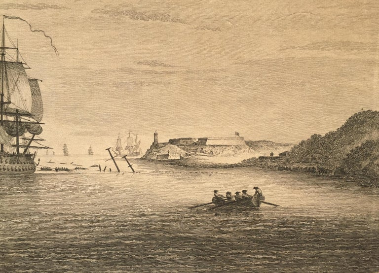 Early View of HAVANA HARBOR, Cuba For Sale 1