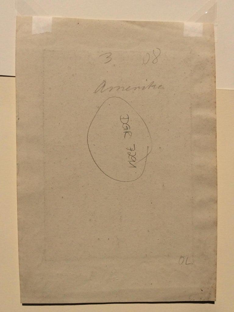 """AMERICAN REVOLUTION  JEAN HANCOCK, c. 1776             PRESIDENT AU CONGRES DES XIII PROVINCES UNIES D'AMERIQUE, Ne a Boston -              c 1776, Mezzotint, very good impression. 7 ¾ x 6 ¼"""", sheet 11 5/8 x 8 1/8"""".  Published in            London"""