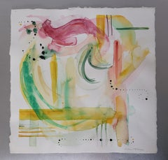 Mixed Media -- Untitled 1, Watercolor Series