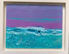 Acrylic Painting -- Sea\Wind\Sky