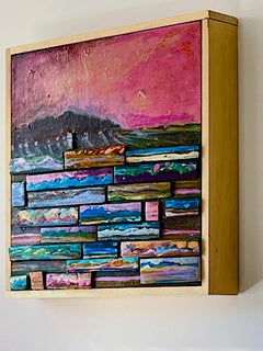 Abstract Painting -- Strata