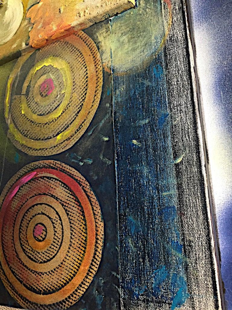 Mixed Media Artwork -- SUNRISE For Sale 5