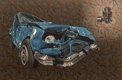 Acrylic on Canvas: 'Legacy'