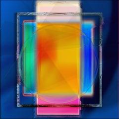 Framed Color Square 1