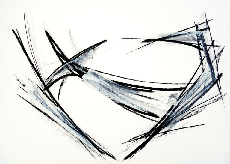 Marko Kratohvil Abstract Drawing - Composition
