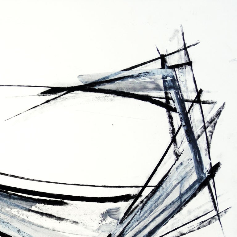 Composition - Abstract Art by Marko Kratohvil