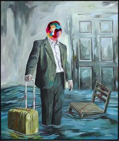 Wet Suitcase