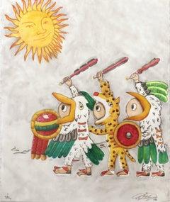 The Sun Warrior