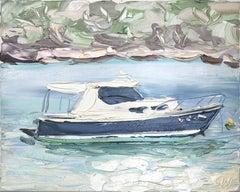 Pittwater 2 (2.3.17) - Original Oil Painting