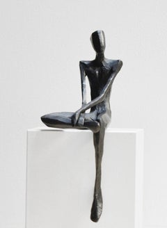 Tyler  - One-of-a-kind Bronze Sculpture