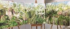 Blackthorn Hedgerow Gunthorpe Triptych