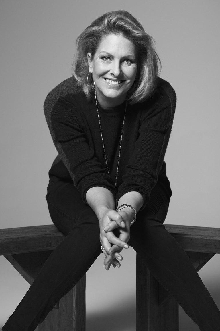 Zoë Law Black and White Photograph - Samantha