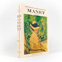 EDOUARD MANET: Catalogue Raisonne.