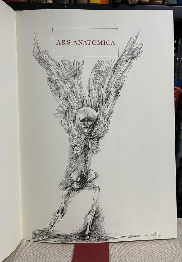 Ars Anatomica. A Medical Fantasia. - Art by Leonard Baskin
