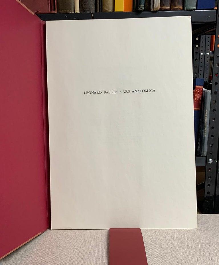 Ars Anatomica. A Medical Fantasia. For Sale 2