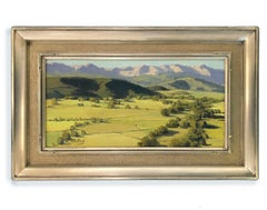 Colorado Fields of Hay (Landscape, Colorado, Painting, Oil, Fields, Coors)
