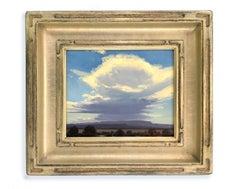Big Sky (Landscape, Colorado, Painting, Oil, Coors)