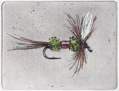 Royally Tied 15/72 (fly, fly fishing, colorful))