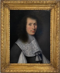 Portrait of Nicolas Fouquet (1615-1680)