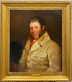 Portrait of John List of the Berkeley Hunt