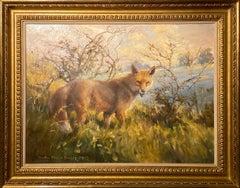 """""""Fox Alert"""" by Heather St. Clair Davies"""