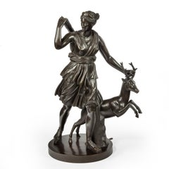The Diana of the Versailles by Benedetto Boschetti