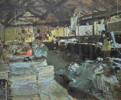 Laundry workers, Kevala