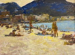 The beach, Port de Soller, Mallorca