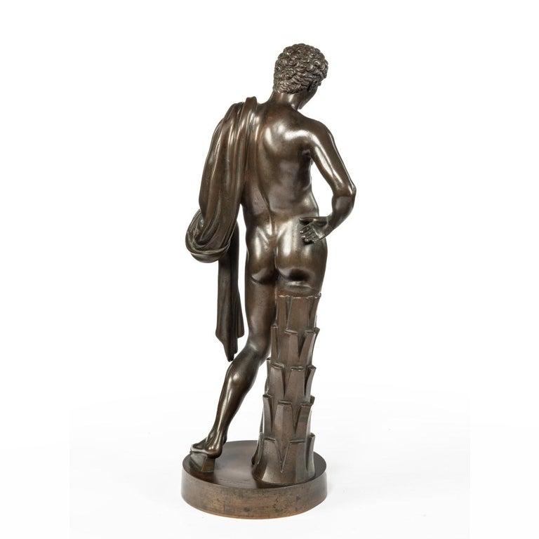The Antinous Belvedere by Benedetto Boschetti For Sale 2