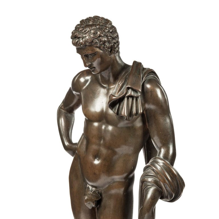 The Antinous Belvedere by Benedetto Boschetti For Sale 3