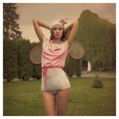 Dasha & Mari - Tennis - limited edition