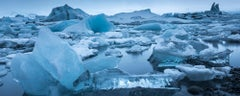 Ice World  - signed limited edition - fine art abstract landscape