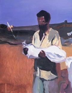 ' Joseph '  oil on canvas