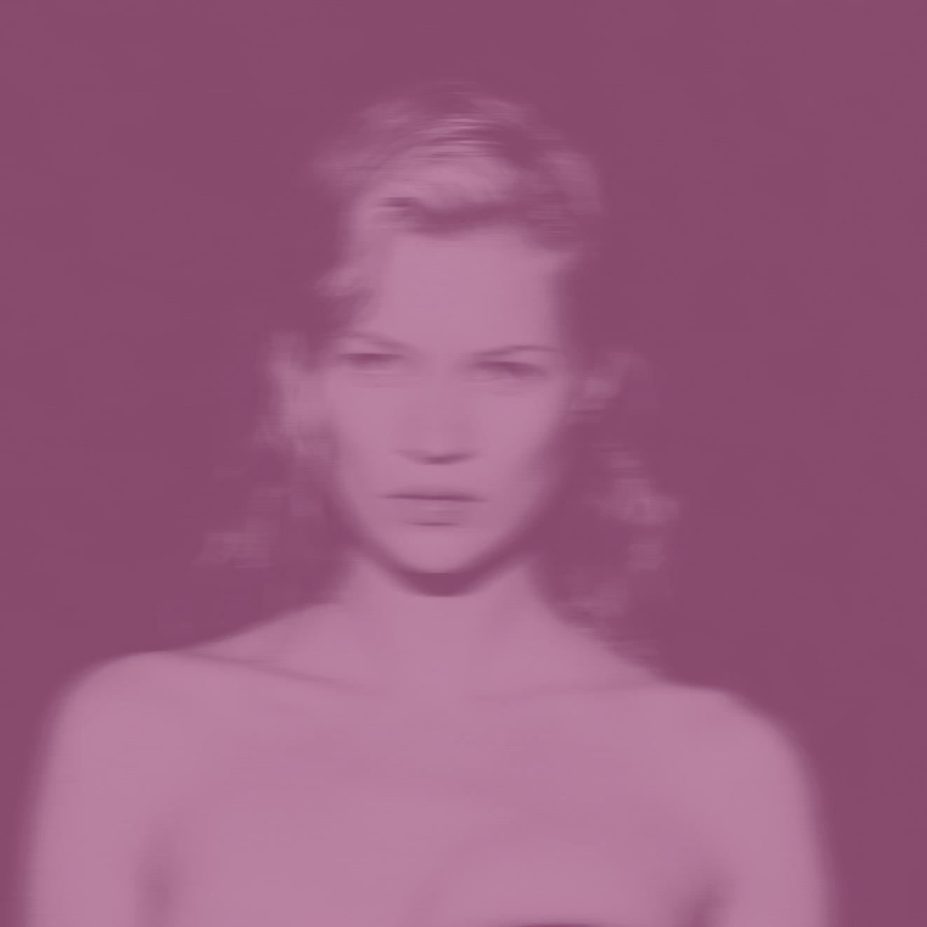 Cherry Kate  - Oversize limited edition - Kate Moss Pop Art