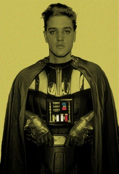 DarthElvis  - Oversize limited edition - Darth Vader Elvis Pop Art