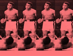Army Of Me II - Oversize signed limited edition - Pop Art - Muhammad Ali