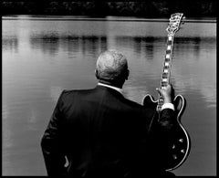 B. B. King - Signed Limited Edition Print