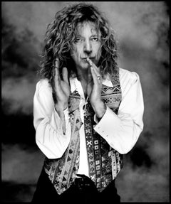 Robert Plant 1993 - Signed Limited Edition Oversized Print (1993)