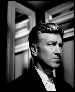 David Lynch - Signed Limited Edition Oversized Print