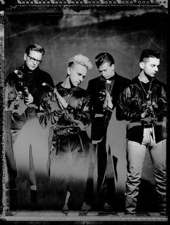 Depeche Mode - Signed Limited Edition Oversized Print