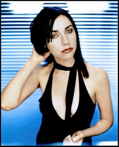 PJ Harvey - signed Limited Edition Oversize print (2000)