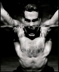 Henry Rollins - Oversize Signed Limited Edition Print