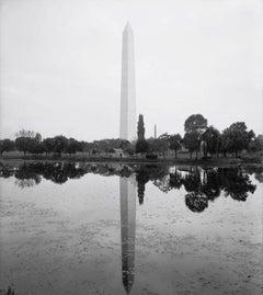 Washington Monument (1900) Silver Gelatin Fibre Print - Oversized