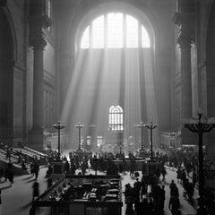 Pennsylvania Station (1930) Silver Gelatin Fibre Print - Oversized