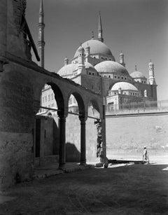 Mohammad Ali Alabaster (1920) Silver Gelatin Fibre Print - Oversized