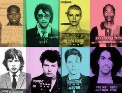 Fun Loving Criminals II by BATIK signed limited edition POP ART