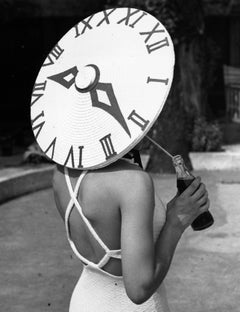 Sundial Hat (1939) - Silver Gelatin Fibre Print