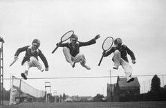 Similar Tennis Leap (1932) - Silver Gelatin Fibre Print