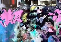Dream It I  by BATIK signed limited edition Oversize POP ART