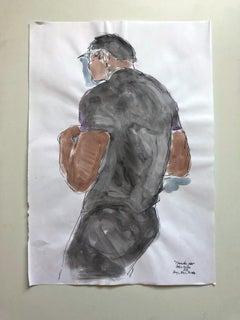 Nando Jose from the Boys Boys Pride Series.  (3J)